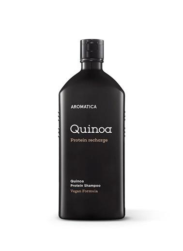 Aromatica Aromatica 400 Ml Quinoa Protein Shampoo Kinoa Protein Şampuanı Renksiz